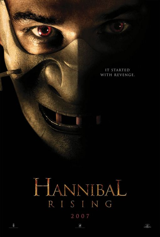 Cartel de Hannibal Rising