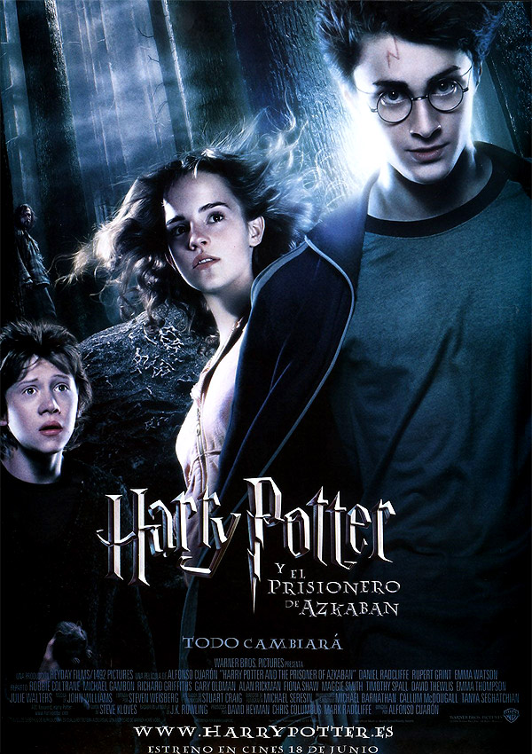 harry potter prisionero: