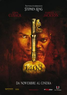 "Cartel de ""1408"" italiano"