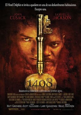 "Cartel de ""1408""mexicano"