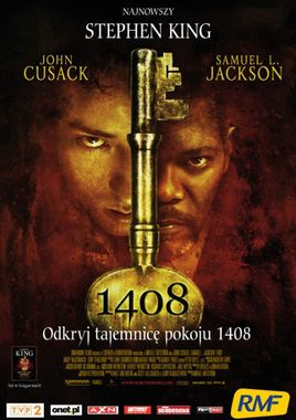 "Cartel de ""1408"" polaco"