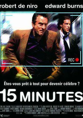 """Cartel """"15 minutos"""" francés"""