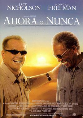 Cartel oficial en español de: Ahora o nunca (2007)