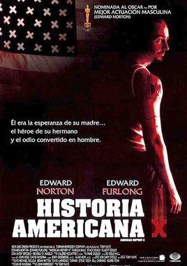 "Cartel ""American History X"" mexicano"