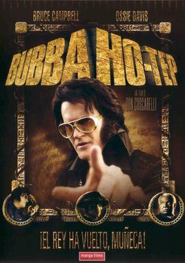 Cartel oficial en español de: Bubba Ho-tep