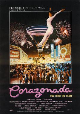 Cartel oficial en español de: Corazonada