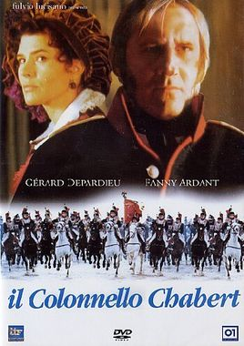 "Cartel ""El coronel Chabert"" italiano DVD"
