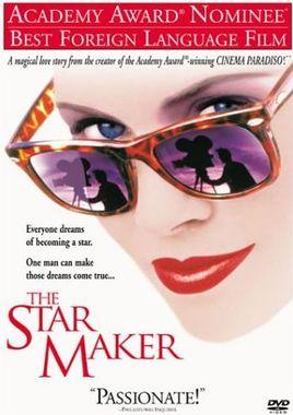 """Cartel """"El hombre de las estrellas"""" japonés DVD"""