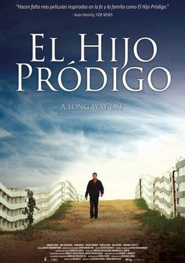 Cartel oficial en español de: El hijo pródigo