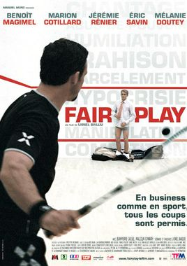Cartel oficial en español de: Fair Play (2006)