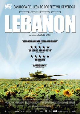 Cartel oficial en español de: Lebanon (Líbano)