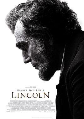 Cartel oficial en español de: Lincoln