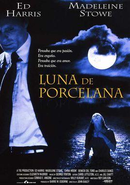 Cartel oficial en español de: Luna de porcelana