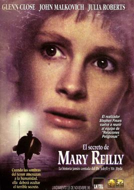 "Cartel ""Mary Reilly"" argentino"
