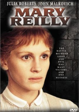 "Cartel ""Mary Reilly"" norteamericano DVD 2"