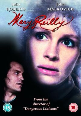 "Cartel ""Mary Reilly"" norteamericano DVD 3"
