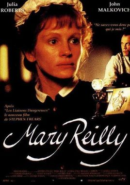 "Cartel ""Mary Reilly"" francés"