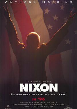 """Cartel """"Nixon"""" norteamericano 2"""