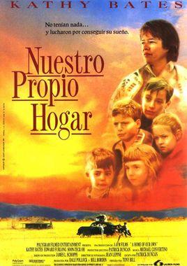 Cartel oficial en español de: Nuestro propio hogar