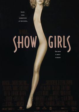 "Cartel ""Showgirls"" norteamericano"