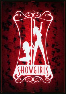 "Cartel ""Showgirls"" teaser norteamericano"