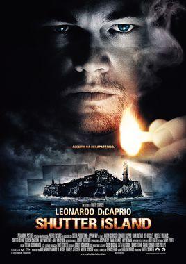 Cartel oficial en español de: Shutter Island