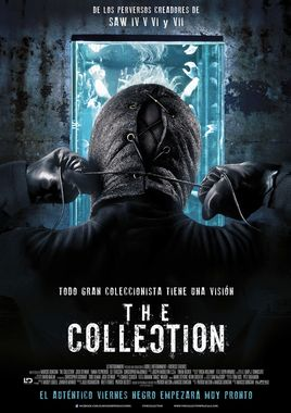 Cartel oficial en español de: The Collection