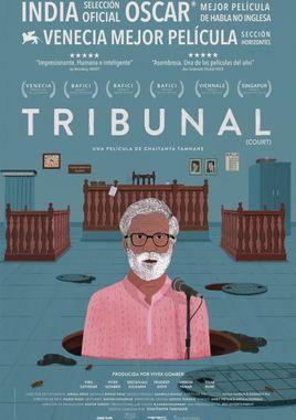 Cartel oficial en español de: Tribunal