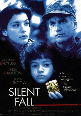 """Cartel """"Un testigo en silencio""""francés"""