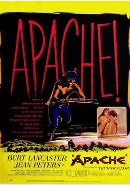 """Cartel """"Apache"""" norteamericano 5"""