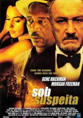 "Cartel de ""Bajo sospecha (2000)"" portugués"