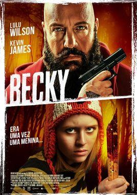 "Cartel ""Becky"" portugués"