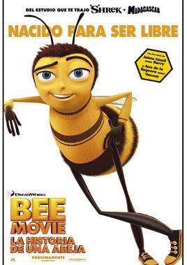 "Cartel ""Bee Movie"" mexicano"