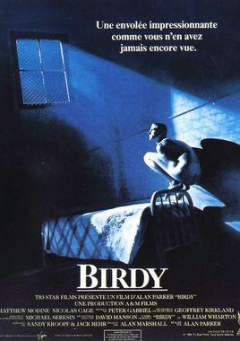 """Cartel """"Birdy"""" francés"""