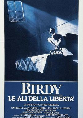 "Cartel ""Birdy"" italiano"