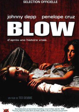 """Cartel """"Blow"""" francés"""