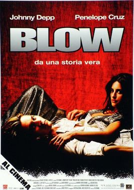 "Cartel ""Blow"" italiano"