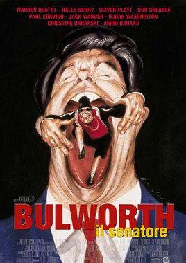 "Cartel ""Bulworth"" italiano"