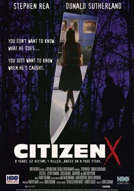 "Cartel ""Citizen X"" norteamericano"