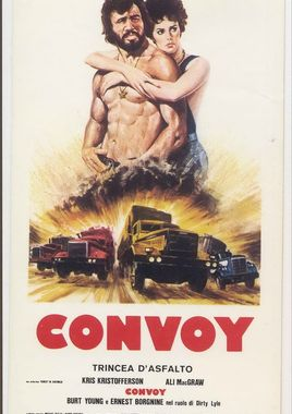"Cartel ""Convoy"" italiano"