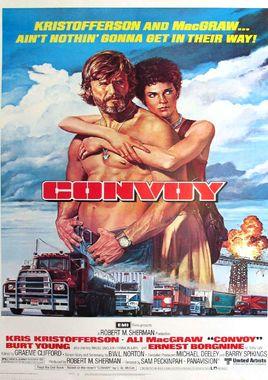 """Cartel """"Convoy"""" norteamericano"""