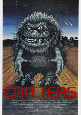 "Cartel ""Critters"" norteamericano"