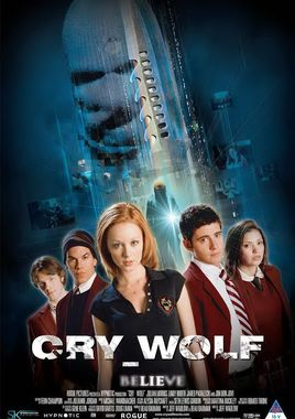 "Cartel ""Cry Wolfr"" norteamericano 2"