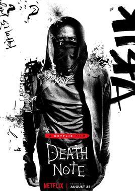 """Cartel de """"Death Note"""" 3"""