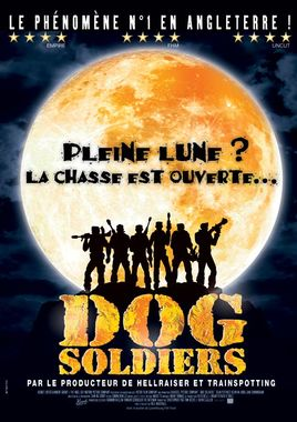 "Cartel ""Dog Soldiers"" francés"