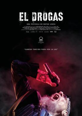 Cartel oficial en español de: El Drogas