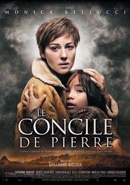 """Cartel """"El elegido (Stone Council)"""" francés"""