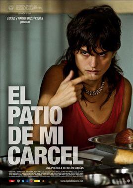 Cartel oficial en español de: El patio de mi cárcel