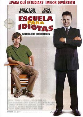 "Cartel ""Escuela de pringaos"" mexicano"