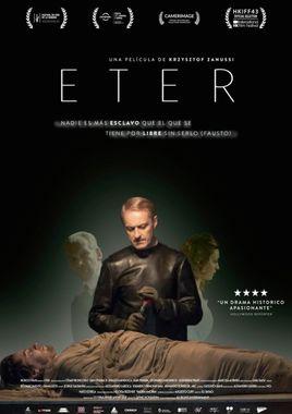 Cartel oficial en español de: Éter